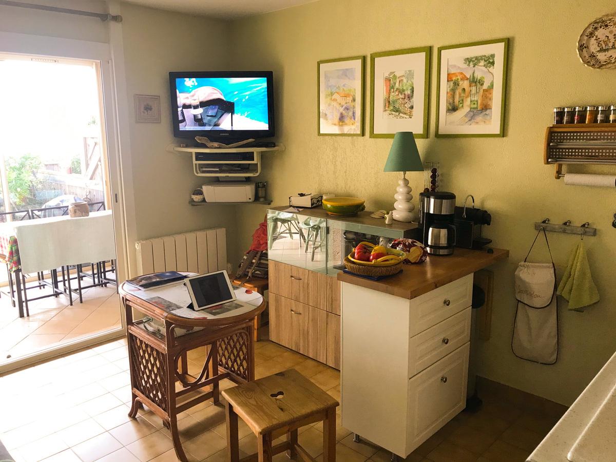 Appartement en résidence - Rayol-Canadel-sur-Mer